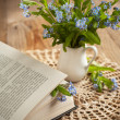 Spring bouquet. Selective focus — Stock Photo #25736189