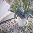 Stock Photo: Spring bouquet. Selective focus