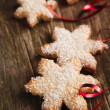 Christmas cookies. Selective focus — Stock Photo #31164473