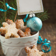Christmas cookies. Selective focus — Stock Photo #31164847