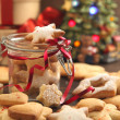 Christmas cookies. — Stock Photo #33084283