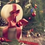 Christmas gift boxes — Stock Photo #33309067