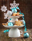 Christmas cookies. — Stock Photo