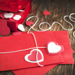 Love letter for Valentine's day — Stock Photo #38723209