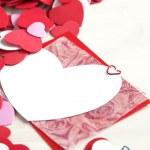Valentine card — Stock Photo #39878347