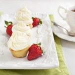 Cupcakes — Stock Photo #43925139