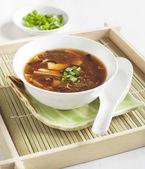 Sopa quentinha — Foto Stock