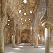 Panoramic photo of old arabic bath house in Ronda. Los banos Arabes. Malaga. Andalusia. Spain. — Stock Photo #13131660