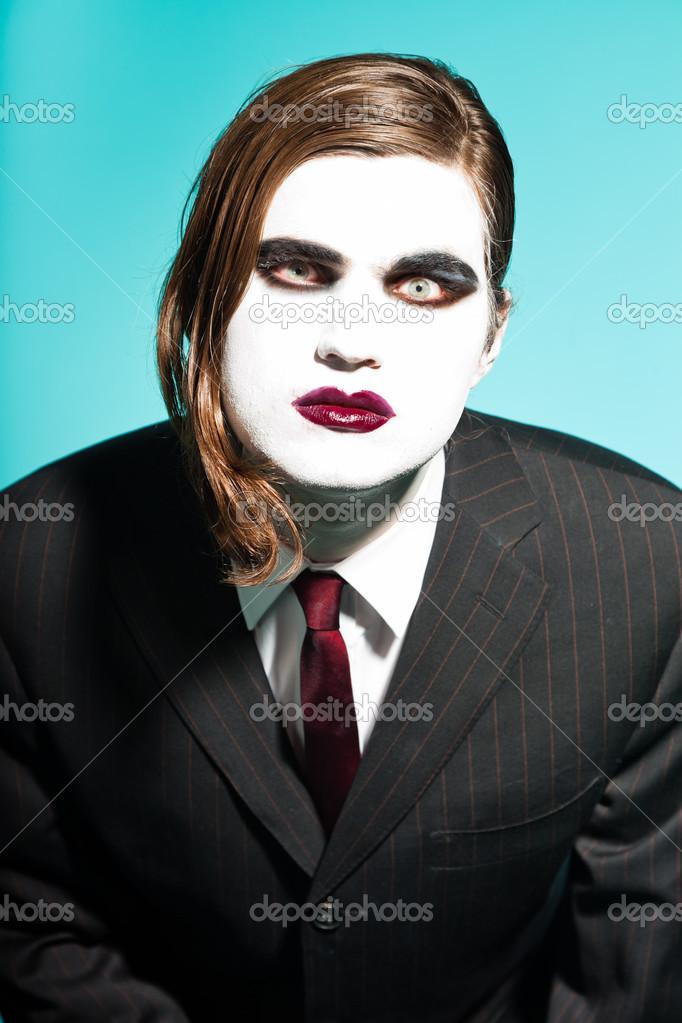 Gothic Vampire Man