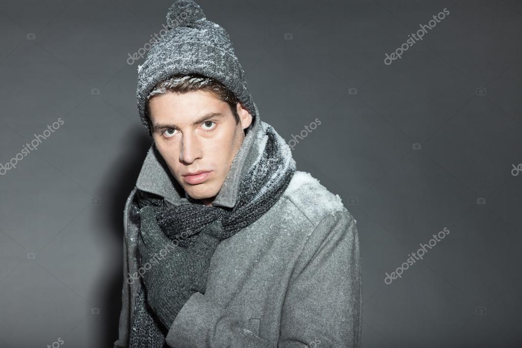 男人冬季时尚 — 图库照片08ysbrand#13735503