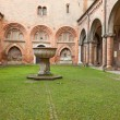 Stock Photo: Panorama of Santo Stefano church in Bologna. Europe. Italy.