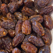 Dried dates. — Stockfoto
