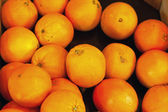 A lot of oranges. — Stock Photo