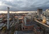 Evening city. — ストック写真