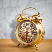 Old Alarm Clock — Stockfoto