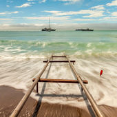 Minimalist Seascape. — Stockfoto