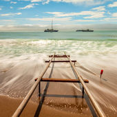 Minimalist Seascape. — Stock Photo
