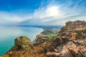 Mountain landscape. Ukraine. Crimea. — Stock Photo