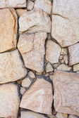 Stone wall texture and background — Stock Photo