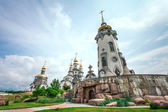 Country church in Ukraine — Stock Photo