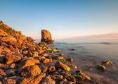 Rocks in the sea — Stock Photo