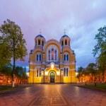 St. Vladimir cathedral in Kiev, Ukraine — Stock Photo #45016769
