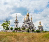 Country church in Ukraine — ストック写真
