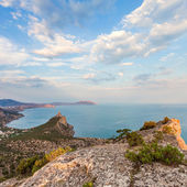 Mountain landscape. Ukraine. Crimea. — Stock Photo