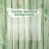 Vector wooden texture with boards — Vecteur
