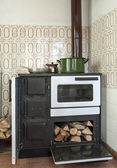 Woodstove — Stock Photo