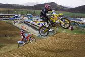 Motorcross — Stockfoto