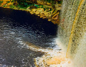 Jagala 瀑布. — 图库照片