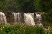 Waterfall in Keila, Estonia — Stockfoto