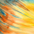 Abstract background - painting — Stock Photo