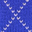 Background - closeup of knitted textile — Stok fotoğraf