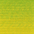 Stockfoto: Yellow background - crochet
