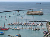 Harbor of Salvador de Bahia — Stock Photo