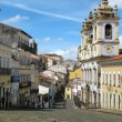 Stock Photo: City of Salvador de Bahia
