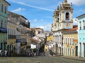 City of Salvador de Bahia — Stock Photo