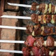 Royalty-Free Stock Photo: Shish kebab