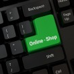 Online-shop — Stock Photo