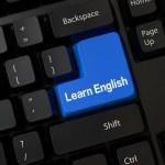 Learn english — Stock Photo