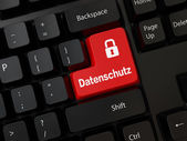 Datenschutz — Stock Photo