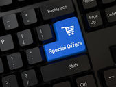 Special Offers — Stock Photo