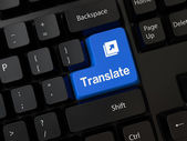 Translate — Stock Photo