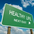 Stock Photo: Healthy life