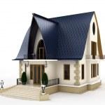 Family house model — Stock Photo