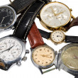 Various watches — Stock Photo