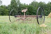 Horse rake — Stock Photo