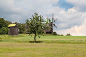 Windmills — Foto Stock